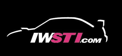 IWSTI Full Sedan New Logo Vinyl Sticker