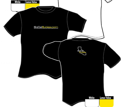 SoCalSubies.com T-Shirt