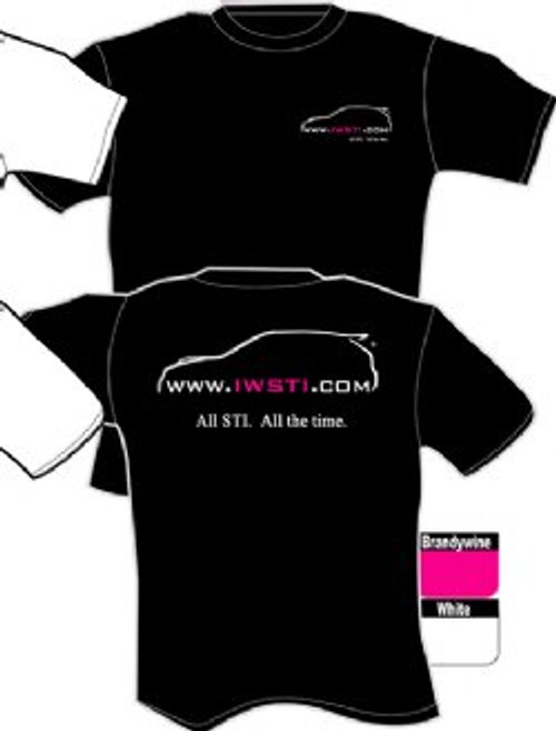 IWSTI T-Shirt Hatchback 2008 - 2014