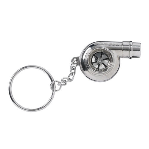 Subaru Turbo Whistle Keychain