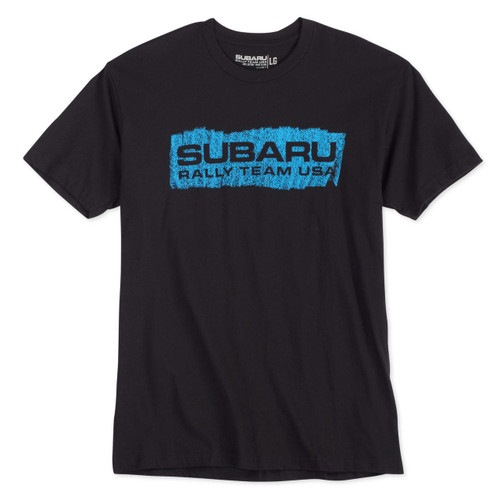 SUBARU Graffiti Reveal Black T-Shirt