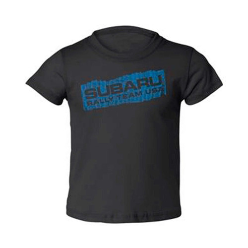 SUBARU Rally Team USA Reveal T-Shirt for Toddlers