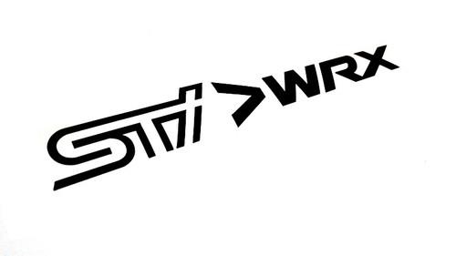 STI > WRX