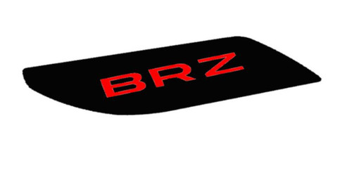 17+ OEM Style BRZ Spoiler Wing Multi Color Overlays