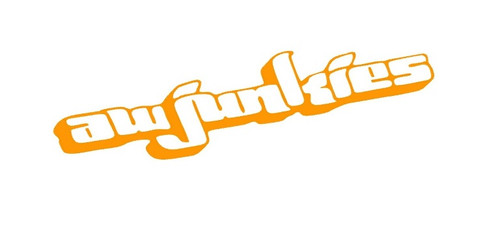 AWJunkies - All Wheel Junkies Sticker Decal