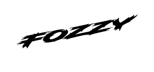 Fozzy - Forester sticker decal