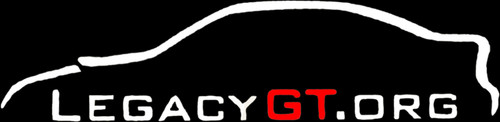 LegacyGT Vinyl Sticker