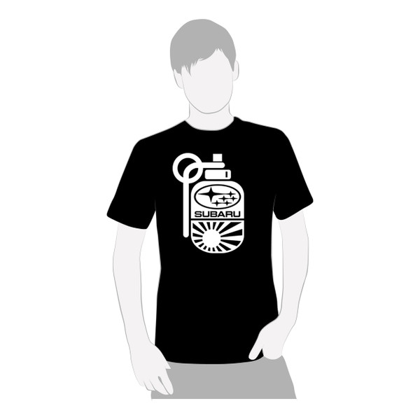 Subie Grenade / Bomb Shirt