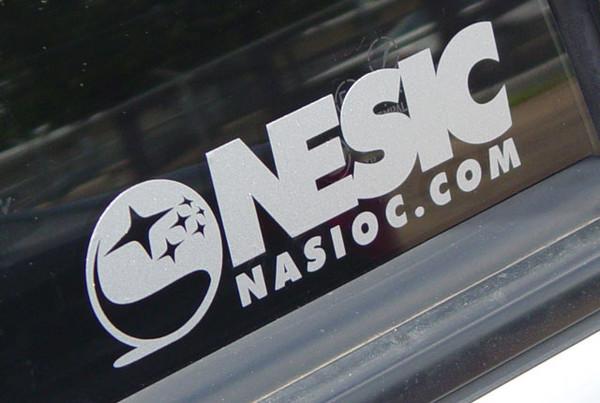 NASIOC NESIC Chapter Decals