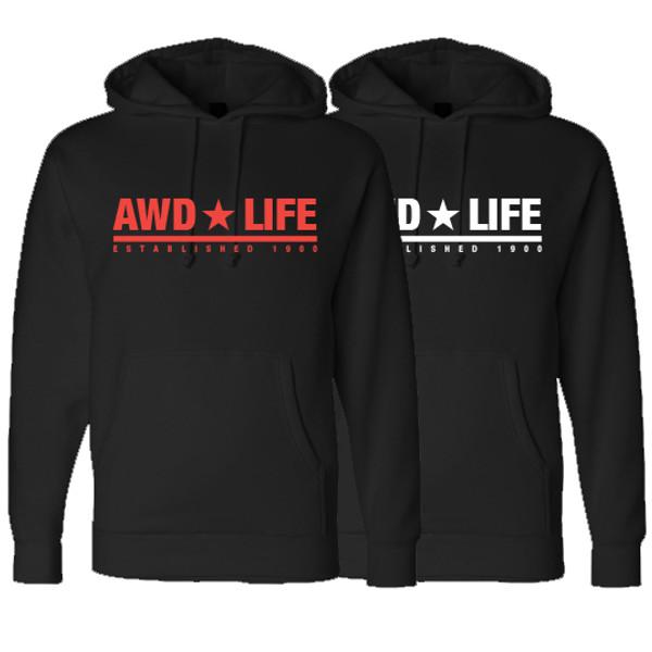 AWD * LIFE Hoodie
