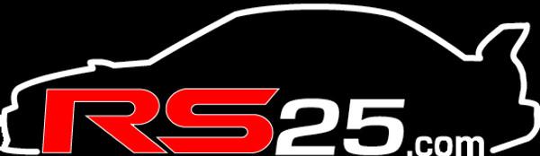 RS25 ver5 STi Wing Logo Sticker