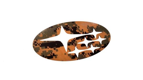 USMC Woodland Digital Camo Emblem Overlays