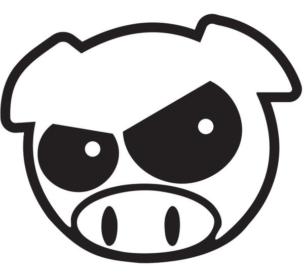 Subaru Enthusiast Angry Rally Pig