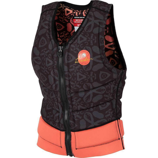Radar Lyric Women's Comp Vest - Coral