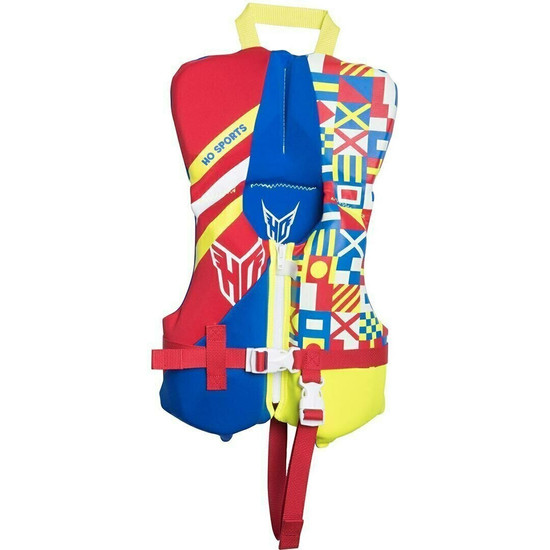 HO Toddler Pursuit Life Jacket - Front