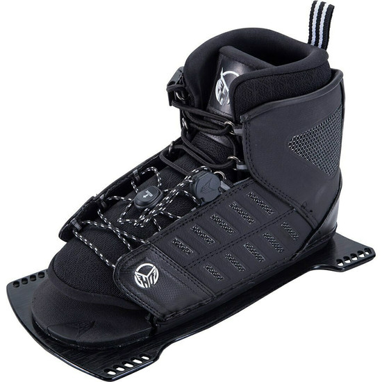 HO FreeMAX Water Ski Binding - Front Traditional Plate - Front View
