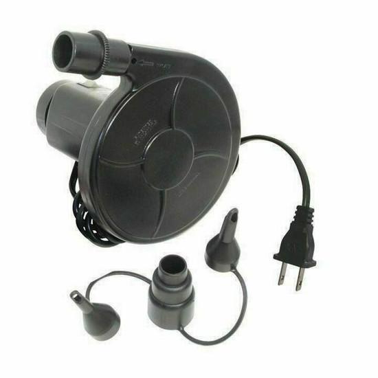 HO 110 Volt Tube Pump - Inflator