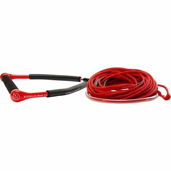 Hyperlite CG W/70' Fuse Line Red - Rope & Handle Package