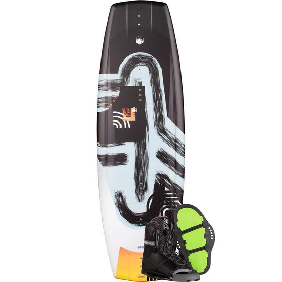 Liquid Force M.E. Women's Wakeboard Package W/ Transit Boots - 2021