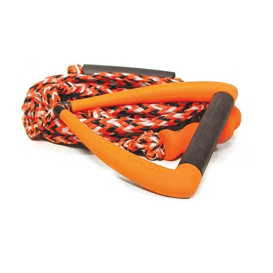 Liquid Force Wake Surf Handle Deluxe - Orange