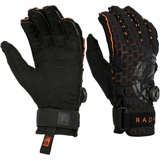 Radar Vapor Boa-A Inside-Out Water Ski Gloves