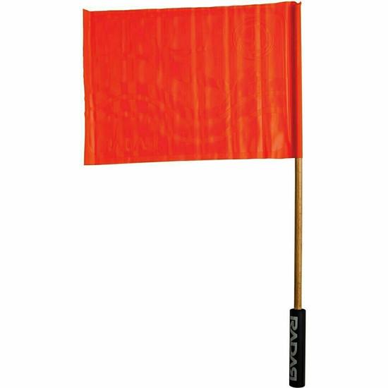 Radar Skier Down Flag