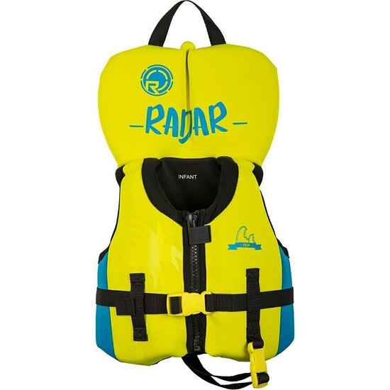 Radar Boy's Infant Life Jacket - Yellow/Blue