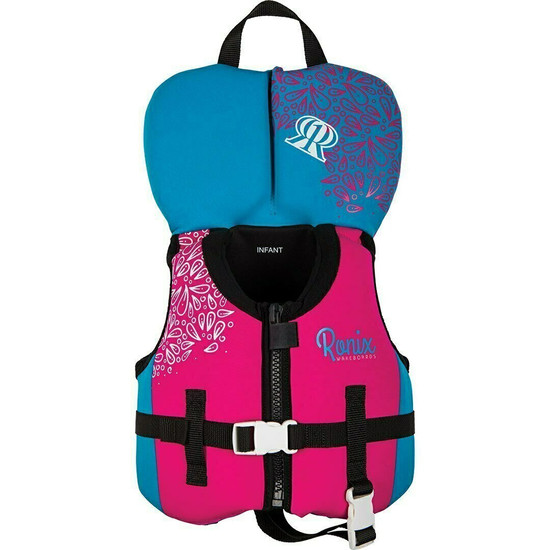 Ronix August Girl's Infant Life Jacket - Front