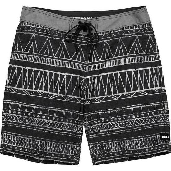 "Reef Tribe 19"" Men's Boardshorts - Front"
