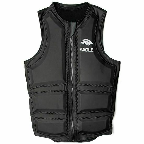 Eagle Ultralite Mens Water Vest - Black