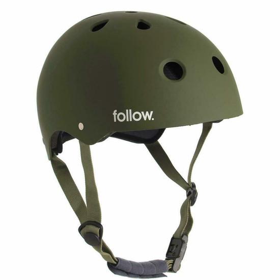 Follow Pro Wakeboard Helmet - Olive