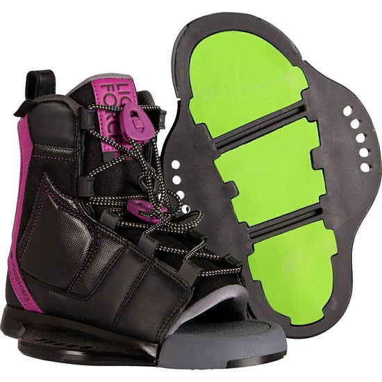 Liquid Force Plush Women's Wakeboard Bindings