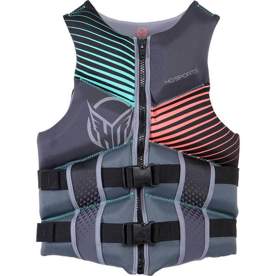 HO Women's Mission Life Jacket - Front