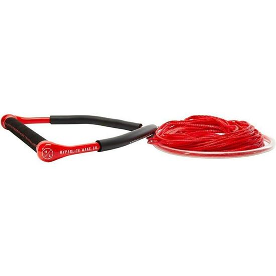 Hyperlite CG W/65' Maxim Line Red - Rope & Handle Package
