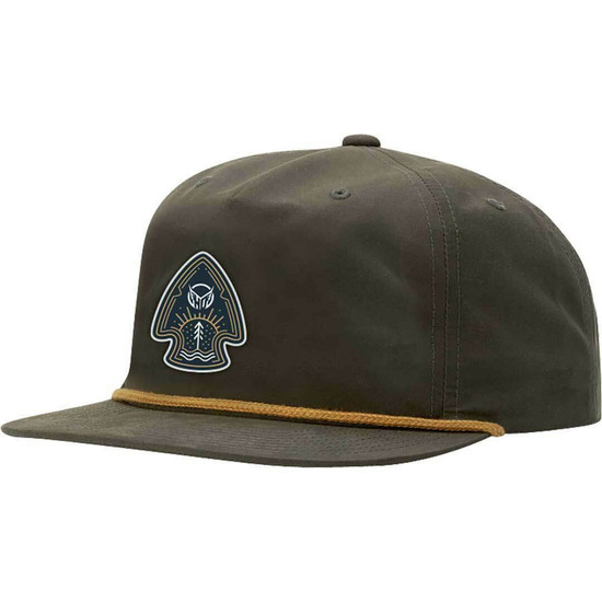 HO Ranger Hat - Forest Green