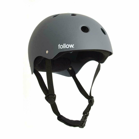 Follow Safety First Wakeboard Helmet - Stone