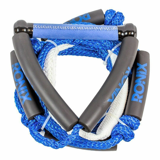 Ronix Bungee Surf Rope - Blue / Silver