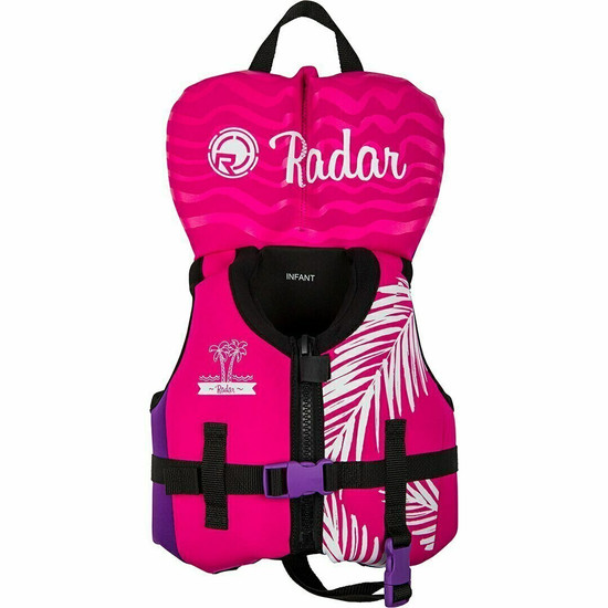 Radar Girl's Infant Life Jacket - Front