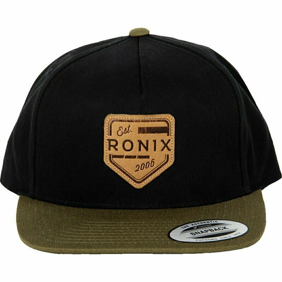 Ronix Forester 5 Panel Snap Back Hat