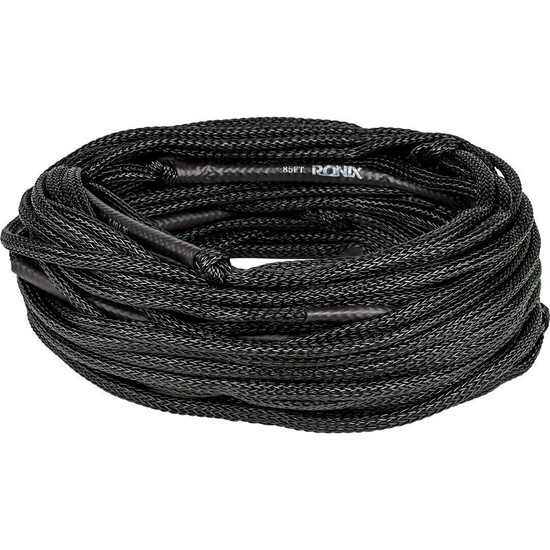 Ronix RXT Floating Wakeboard Rope - Black