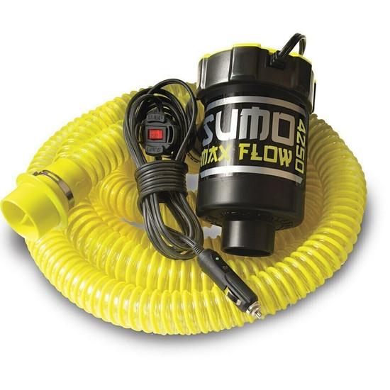 Straight Line Sumo Max Flow Pump