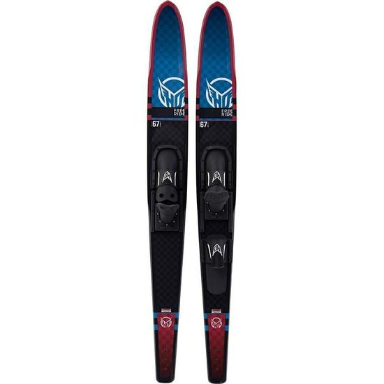 HO Freeride Combo Water Skis - 67 - Top