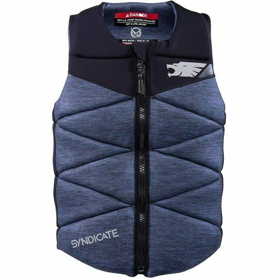 HO Syndicate Rebel Comp Ski Vest - Front