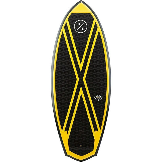 "Hyperlite Sim Wakesurf Board - 4'7"""