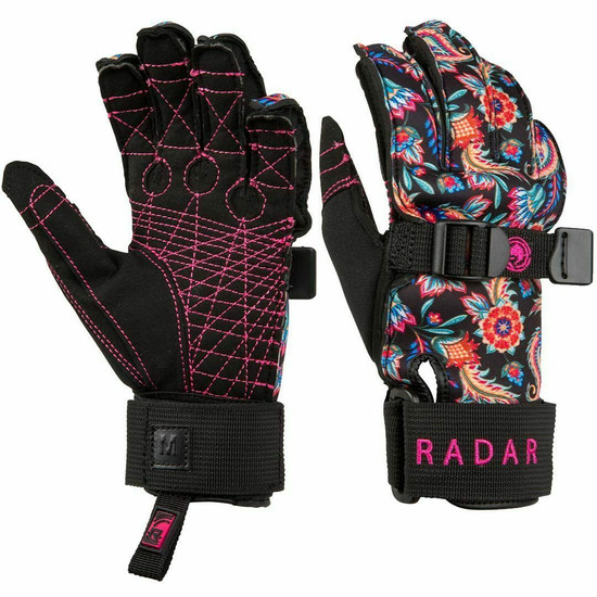 Radar Lyric Inside-Out Women's Water Ski Gloves - 2019