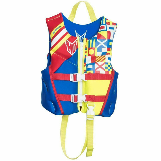 HO Child Pursuit Life Jacket - Front