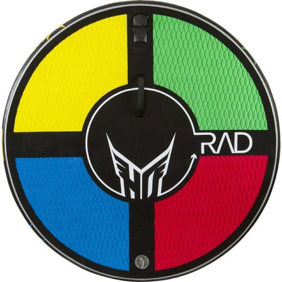 HO RAD 4' Inflatable Disc