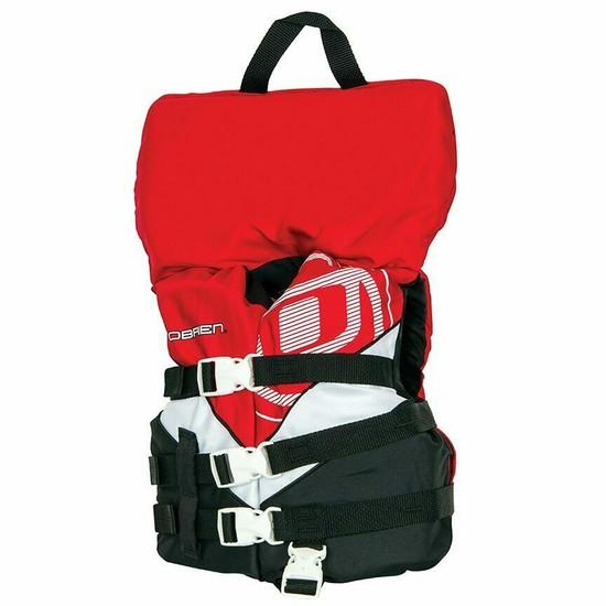 O'brien Child Nylon Life Jacket  - Red