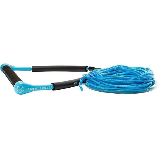 Hyperlite CG W/65' Maxim Line Blue - Rope & Handle Package