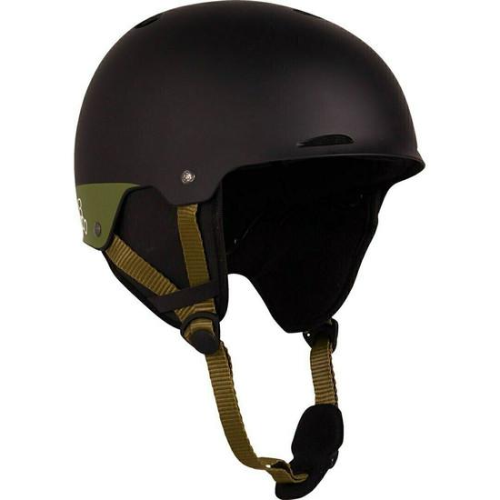 Liquid Force Nico Wakeboard Helmet - Black
